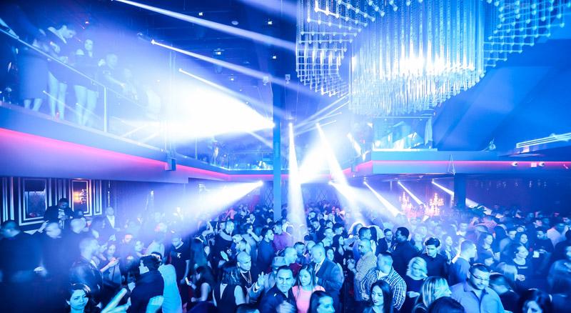 Club Amadeus Saturday Night